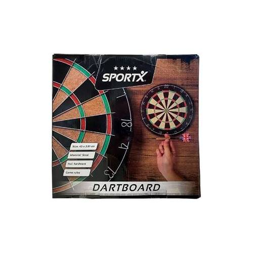 SportX - Dartbord Sisal