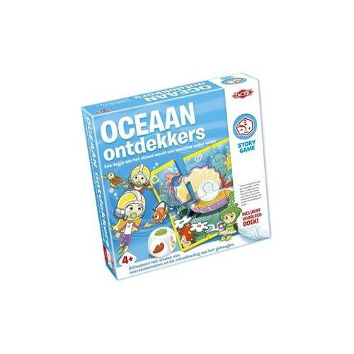Tactic Story Game - Oceaan Ontdekkers