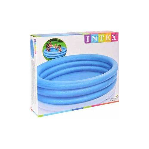 Intex Opblaasbaar Zwembad 3 Rings (168 cm)