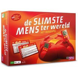 Just Games De Slimste Mens Ter Wereld Bordspel