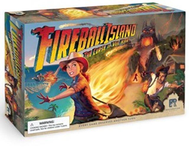 Restoration Games Fireball Islan...