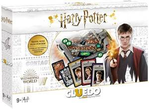 Winning Moves Cluedo - Harry Pot...