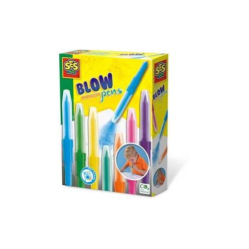 Creative SES - Blow Airbrush Pennen