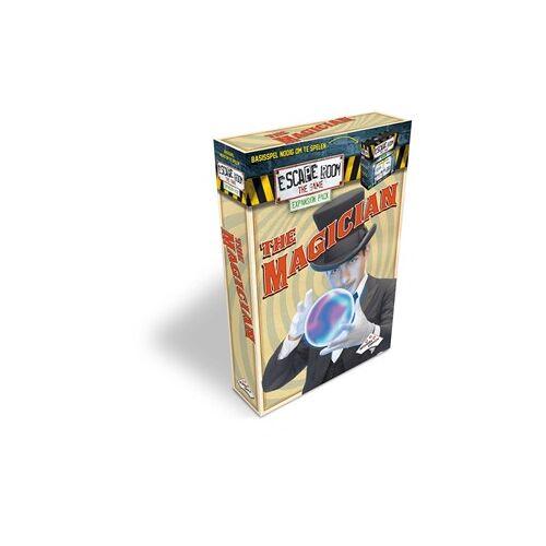 Identity Games Escape Room The Game Uitbreidingsset - Magician