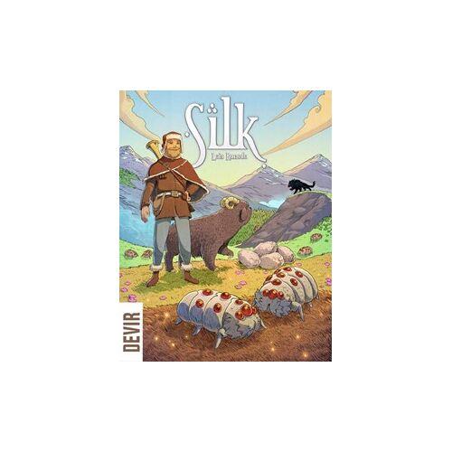 Devir Silk - Bordspellen