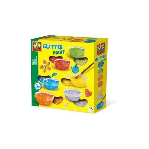 Creative SES - Plakkaatverf Glitter