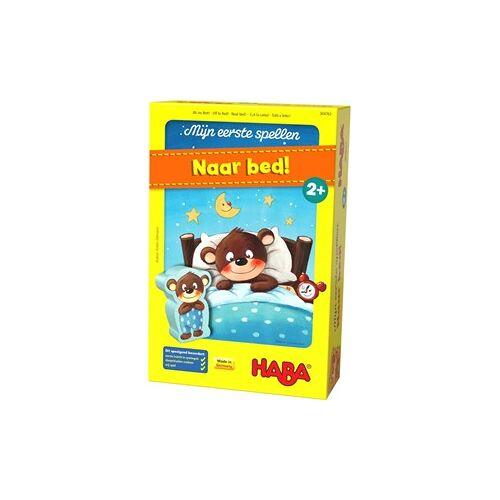 Haba Mijn Eerste Spellen - Naar Bed!