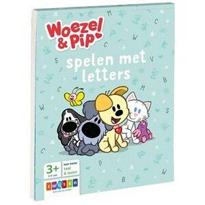 Zwijsen Woezel & Pip - Spelen met Letters
