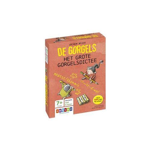 Zwijsen De Gorgels - Het Grote Gorgelsdictee