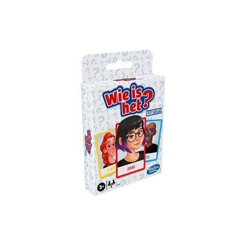 Hasbro Wie Is Het? - Kaartspel