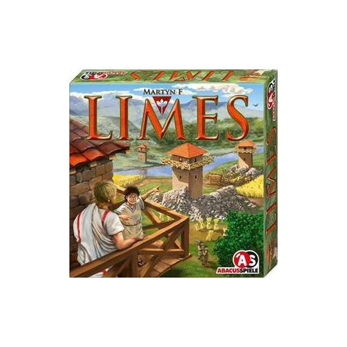 Abacus Spiele Limes - Kaartlegspel