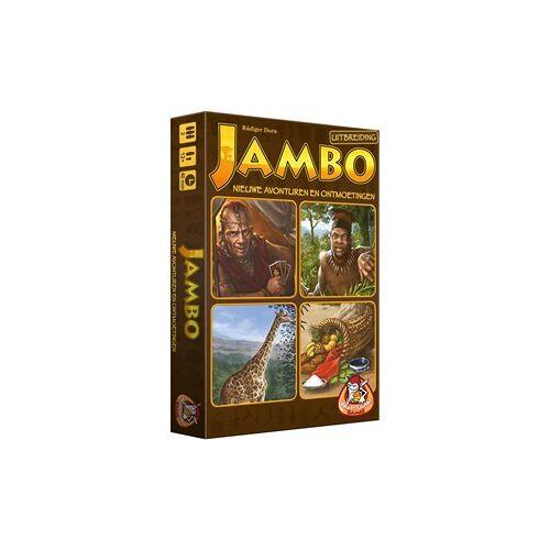 White Goblin Games Jambo - Nieuwe Avonturen en Ontmoetingen