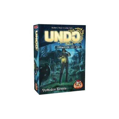 White Goblin Games Undo - Verboden Kennis