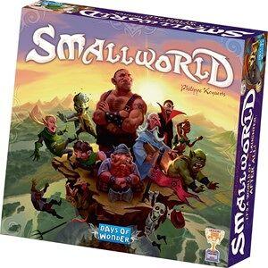 Days Of Wonder Small World (NL)