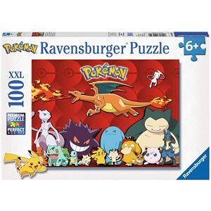 Ravensburger Pokemon Puzzel (100 XXL stukjes)