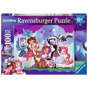 Ravensburger Enchantimals Friends Forever Puzzel (100 XXL stukjes)
