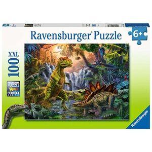 Ravensburger Oase van Dinosauriërs Puzzel (100 XXL stukjes)