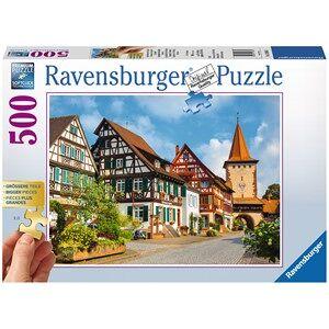 Ravensburger Gengenbach in het Kinzigt Puzzel (500 stukjes)