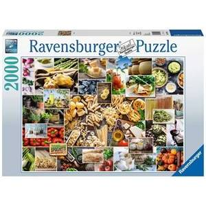 Ravensburger Food Collage Puzzel (2000 stukjes)