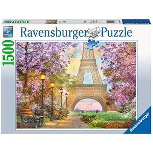 Ravensburger Verliefd in Parijs Puzzel (1500 stukjes)
