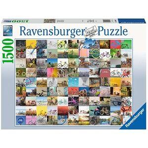 Ravensburger 99 Fietsen en Meer…. Puzzel (1500 stukjes)