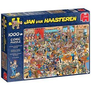 Jumbo Jan van Haasteren - NK Legpuzzelen Puzzel (1000 stukjes)