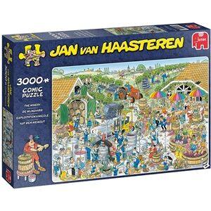 Jumbo Jan van Haasteren - De Wijnmakerij Puzzel (3000 stukjes)