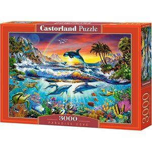 Castorland Paradise Cove Puzzel (3000 stukjes)