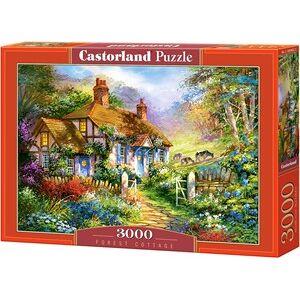Castorland Forrest cottage Puzzel (3000 stukjes)