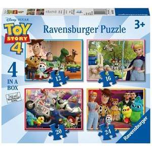 Ravensburger Toy Story 4 Puzzel (4 in 1)