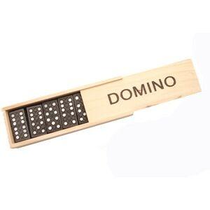 LG Domino Spel In Houten Kist