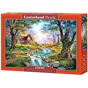 Castorland Colors of Autumn Puzzel (1500 stukjes)