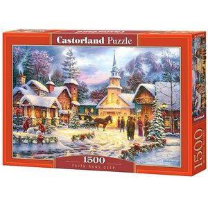 Castorland Faith Runs Deep Puzzel (1500 stukjes)