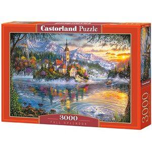 Castorland Fall Splendor Puzzel (3000 stukjes)