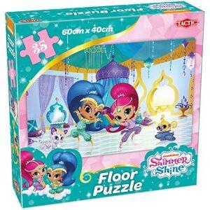 Tactic Shimmer & Shine Puzzel (35 stukjes)