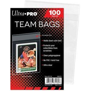 Ultra Pro Card Sleeves Team Bags - Hersluitbaar
