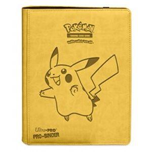 Ultra Pro Pokemon Pro-Binder Premium - Pikachu