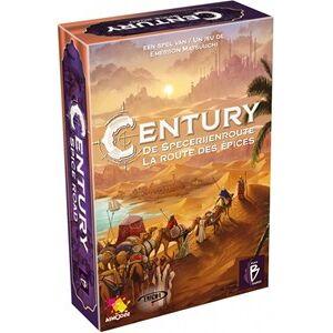 Plan B Games Century - De Specerijenroute