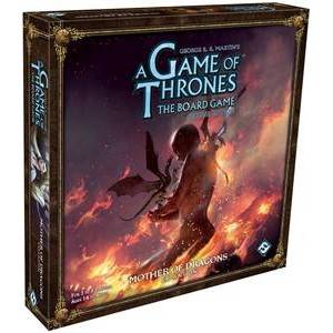 Fantasy Flight Games Game of Thrones Boardgame Exp. Mother of Dragons