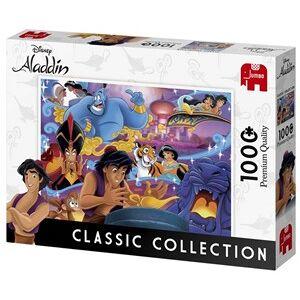 Jumbo Classic Collection - Disney Aladdin Puzzel (1000 stukjes)