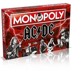 Winning Moves Monopoly - ACDC