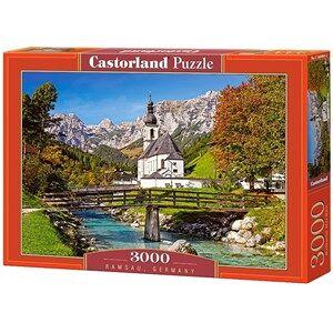 Castorland Ramsau, Germany Puzzel (3000 stukjes)