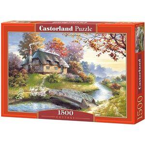 Castorland Cottage Puzzel (1500 stukjes)