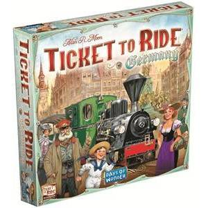 Days Of Wonder Ticket to Ride - Germany