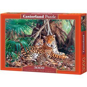 Castorland Jaguars In The Jungle Puzzel (3000 stukjes)