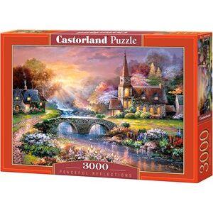 Castorland Peaceful Reflections Puzzel (3000 stukjes)