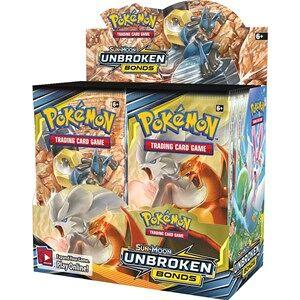 Pokémon Pokemon Sun & Moon - Unbroken Bonds Boosterbox