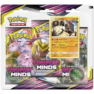 Pokémon Pokemon Sun & Moon - Unified Minds Boosterblister