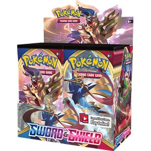 Pokémon Pokemon - Sword & Shield Boosterbox