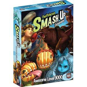 AEG Smash Up - Awesome Level 9000